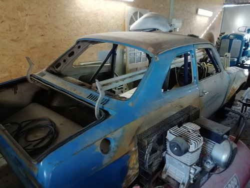 1968 Mk 1 Ford Escort Rally Car Rolling shell For Sale (picture 3 of 3)