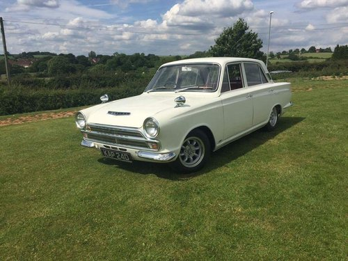 Mk1 Ford Cortina 1966 For Sale (picture 1 of 6)