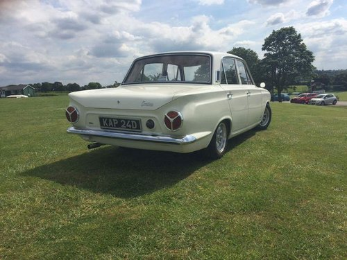 Mk1 Ford Cortina 1966 For Sale (picture 3 of 6)