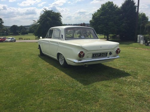 Mk1 Ford Cortina 1966 For Sale (picture 4 of 6)