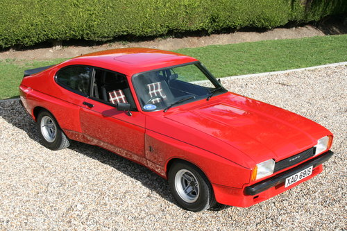 1978 Capri MK2 3.0 S X Pack. Now Sold. More Capri's  Wanted (picture 1 of 6)