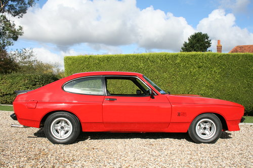 1978 Capri MK2 3.0 S X Pack. Now Sold. More Capri's  Wanted (picture 3 of 6)