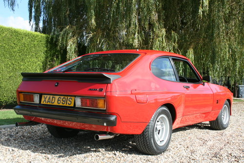 1978 Capri MK2 3.0 S X Pack. Now Sold. More Capri's  Wanted (picture 6 of 6)