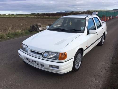 1988 Ford Sierra RS Cosworth at Morris Leslie 25th May For Sale by Auction (picture 1 of 6)