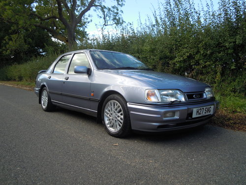 FORD SIERRA SAPPHIRE RS COSWORTH 4X4 MOONSTONE   SOLD | Car