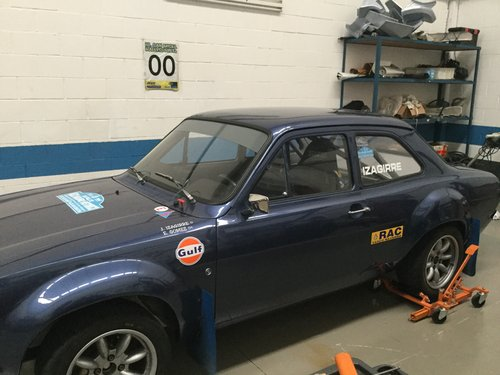 1969 Ford Escort MK1 RS1600 Gr.4 BDG For Sale (picture 1 of 6)
