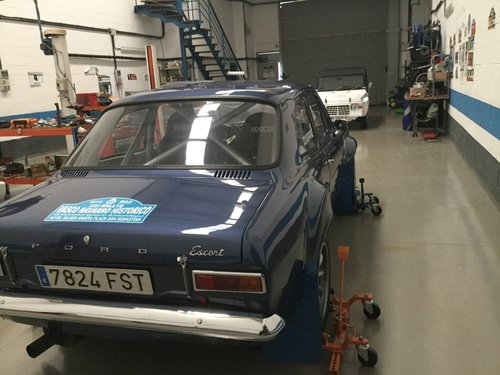 1969 Ford Escort MK1 RS1600 Gr.4 BDG For Sale (picture 6 of 6)