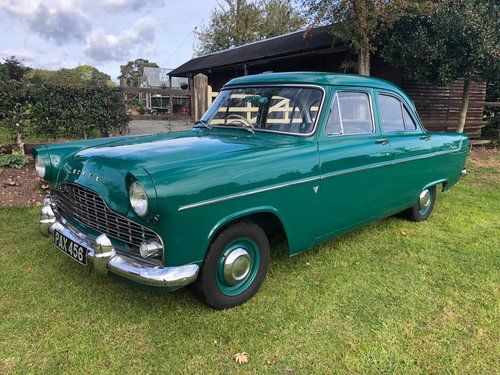 Ford Zephyr  1956  For Sale (picture 1 of 6)