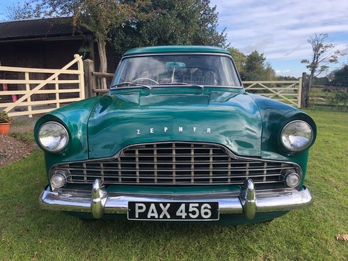 Ford Zephyr  1956  For Sale (picture 2 of 6)