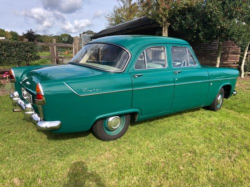Ford Zephyr  1956  For Sale (picture 6 of 6)