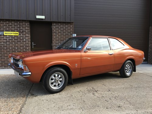 1973 Ford Cortina 2000GT SOLD (picture 1 of 6)