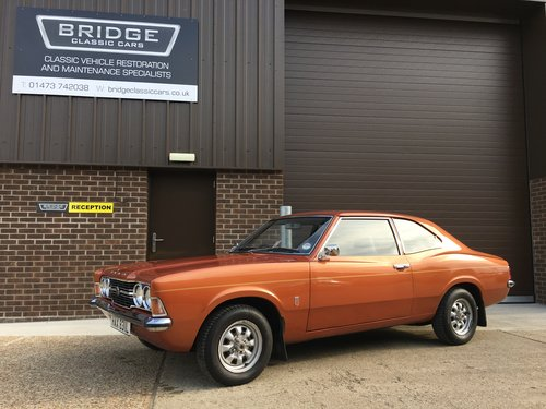 1973 Ford Cortina 2000GT SOLD (picture 2 of 6)