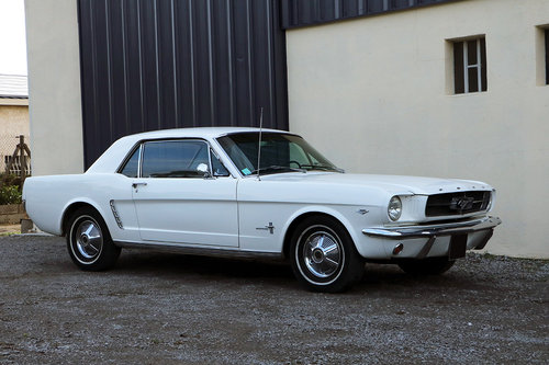 Ford Mustang V8 289ci 1965 in original condition For Sale (picture 2 of 6)