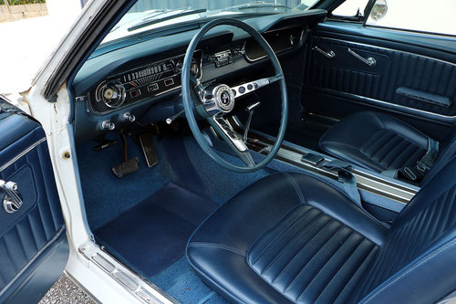 Ford Mustang V8 289ci 1965 in original condition For Sale (picture 4 of 6)