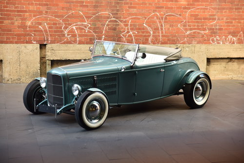 1932 Ford Roadster For Sale (picture 2 of 6)