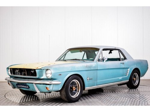 1966 Ford Mustang 289 V8 Automatic For Sale (picture 1 of 6)