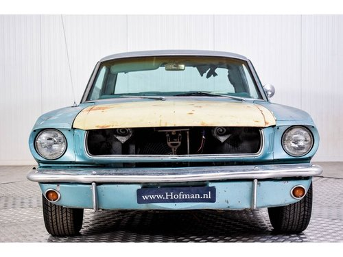 1966 Ford Mustang 289 V8 Automatic For Sale (picture 4 of 6)