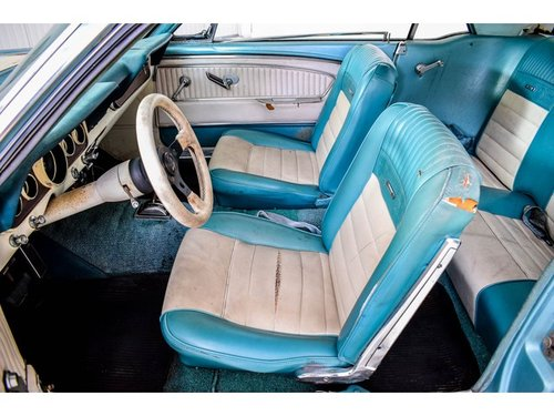 1966 Ford Mustang 289 V8 Automatic For Sale (picture 5 of 6)