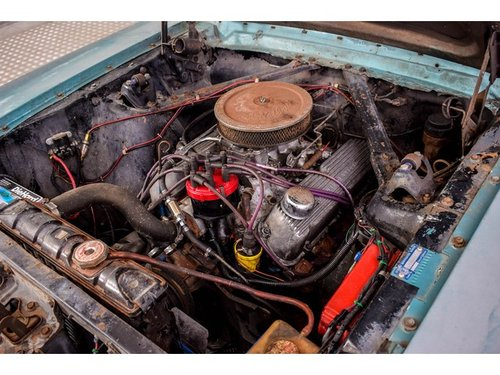 1966 Ford Mustang 289 V8 Automatic For Sale (picture 6 of 6)