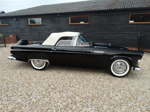 1956 Ford Thunderbird AUTO RESTORED For Sale (picture 1 of 1)