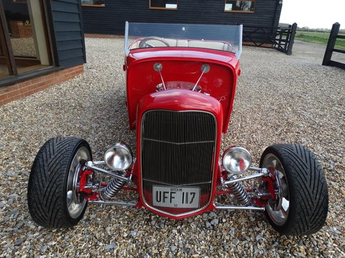 1936 Ford Model B HOTROD ROADSTER For Sale (picture 1 of 1)