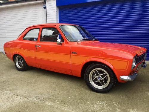 1975 GENUINE FORD ESCORT Mk1 RS2000 For Sale (picture 1 of 6)