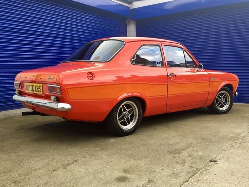 1975 GENUINE FORD ESCORT Mk1 RS2000 For Sale (picture 2 of 6)
