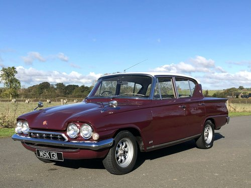 1961 Ford Consul Classic SOLD (picture 1 of 6)