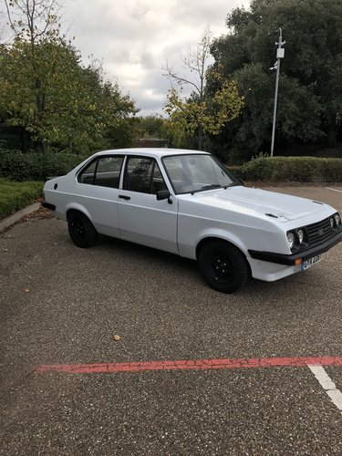 1979 MK 2 FORD ESCORT RS2000 REPLICA SOLD (picture 4 of 6)