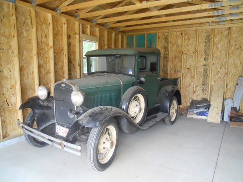 1931 Ford Model A Pickup For Sale (picture 2 of 6)