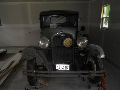 1931 Ford Model A Pickup For Sale (picture 4 of 6)