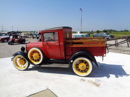 1929 Ford Model A Pickup For Sale (picture 1 of 6)