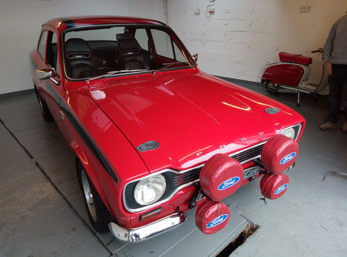 1972 ESCORT 1600 MEXICO TRIBUTE  For Sale (picture 1 of 6)
