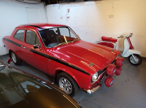 1972 ESCORT 1600 MEXICO TRIBUTE  For Sale (picture 4 of 6)