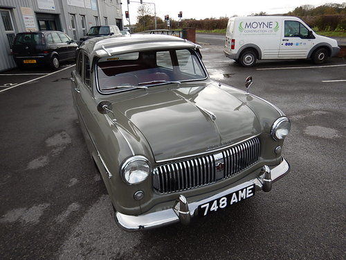 1953 FORD CONSUL Mkl Saloon ~  SOLD (picture 2 of 6)