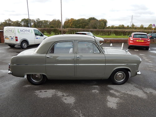 1953 FORD CONSUL Mkl Saloon ~  SOLD (picture 3 of 6)