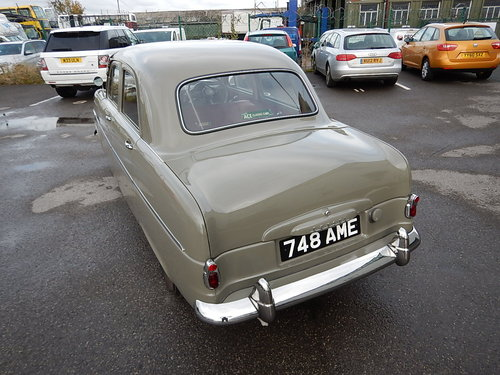 1953 FORD CONSUL Mkl Saloon ~  SOLD (picture 4 of 6)