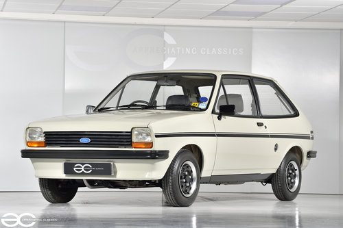 1981 Incredible Mk1 Fiesta 1100S - 15K Miles - 1st Owner 33 Years SOLD (picture 2 of 6)