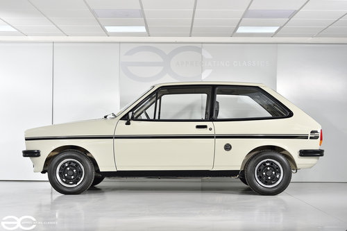 1981 Incredible Mk1 Fiesta 1100S - 15K Miles - 1st Owner 33 Years SOLD (picture 3 of 6)