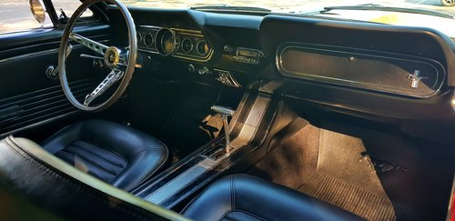 Ford Mustang 1966 Fastback For Sale (picture 4 of 6)