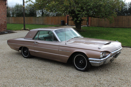 1964 Ford Thunderbird 390 V8 Auto in Great condition  For Sale (picture 1 of 6)
