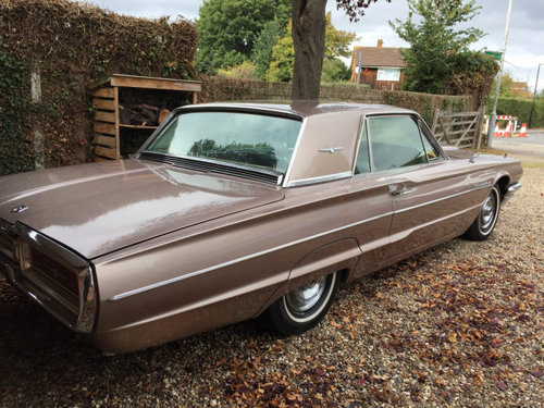 1964 Ford Thunderbird 390 V8 Auto in Great condition  For Sale (picture 3 of 6)