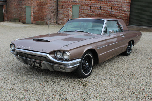 1964 Ford Thunderbird 390 V8 Auto in Great condition  For Sale (picture 6 of 6)