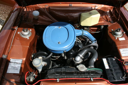 1973 Ford RS AVO Escort Mexico MK1 in Stunning Order throughout For Sale (picture 2 of 6)