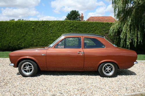 1973 Ford RS AVO Escort Mexico MK1 in Stunning Order throughout For Sale (picture 3 of 6)