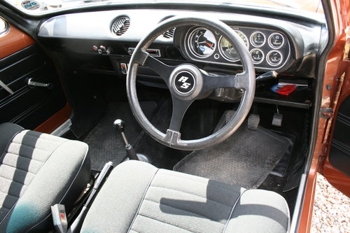 1973 Ford RS AVO Escort Mexico MK1 in Stunning Order throughout For Sale (picture 4 of 6)