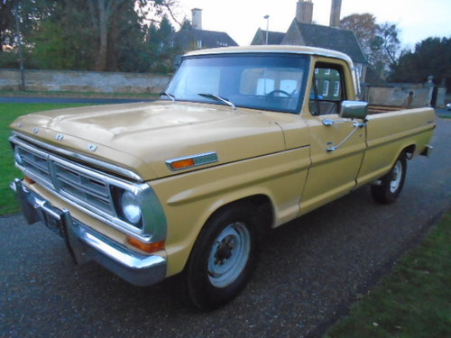 1972 Ford F250 Explorer Long Bed.  5.9L (360ci)  For Sale (picture 1 of 6)