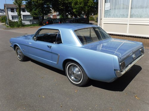 1965 Ford Mustang A code Coupe For Sale (picture 2 of 6)
