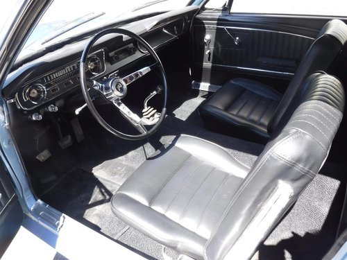 1965 Ford Mustang A code Coupe For Sale (picture 4 of 6)