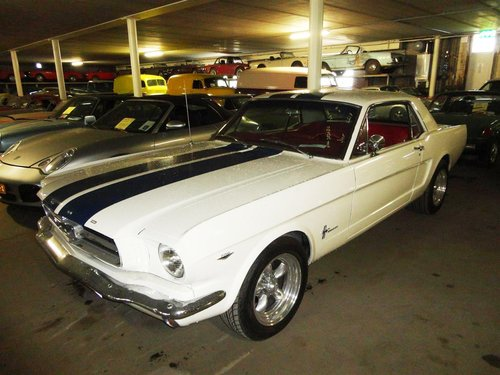1965 Ford Mustang A code Coupe For Sale (picture 1 of 6)